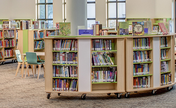 Libraries Image