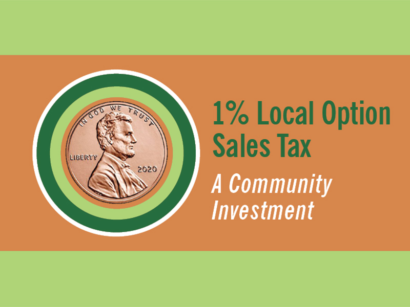 1% Local Option Sales Tax Extension
