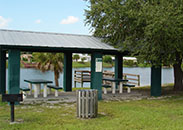 Lake Betty Playground Pavilion