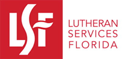 Lutheran Services - Safe Place Logo