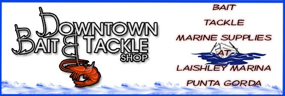 Downtown Bait & Tackle Logo