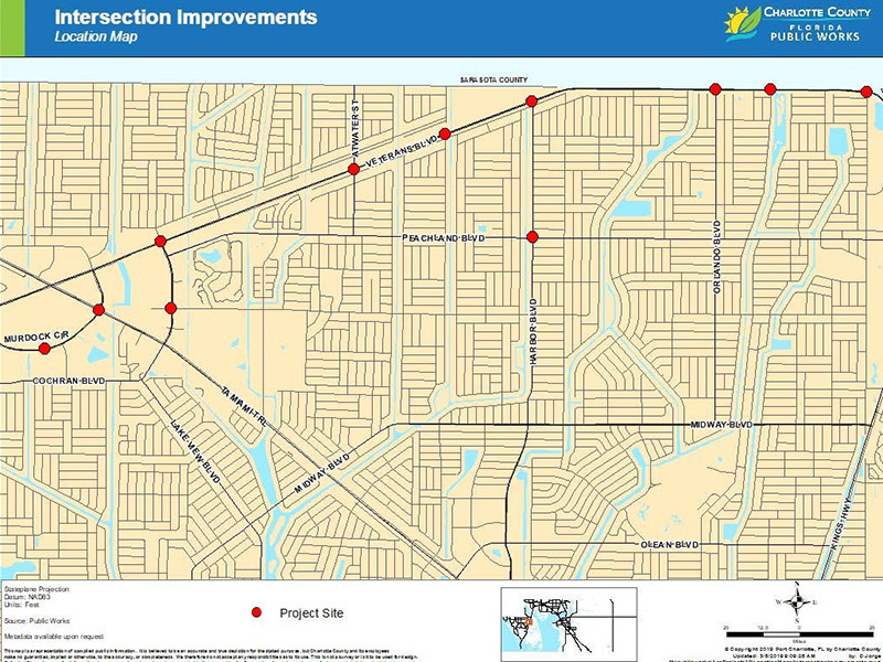 Various Intersection Improvements News Image