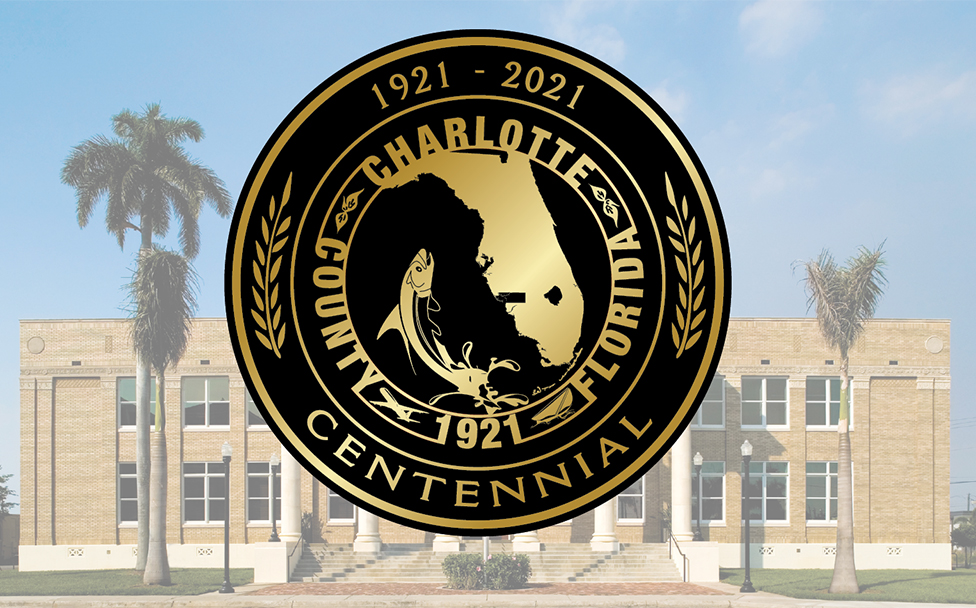 Charlotte County Centennial 1921-2021 Image
