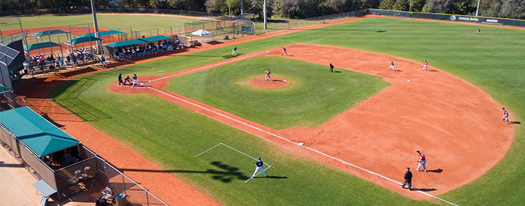 Centennial Park Baseball Fields