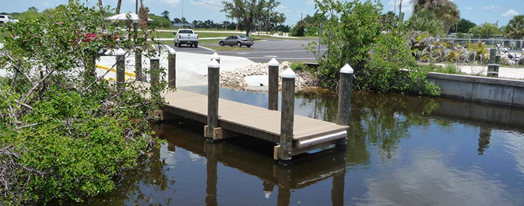 El Jobean Boat Ramp And Kayak Launch